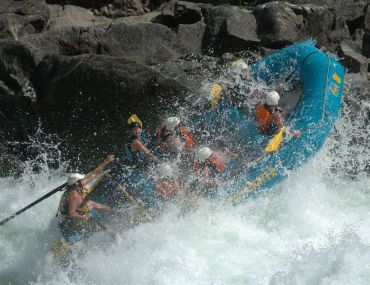 Epic Whitewater on the Clearwater River