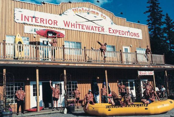 Interior Whitewater Expeditions, Clearwater, BC
