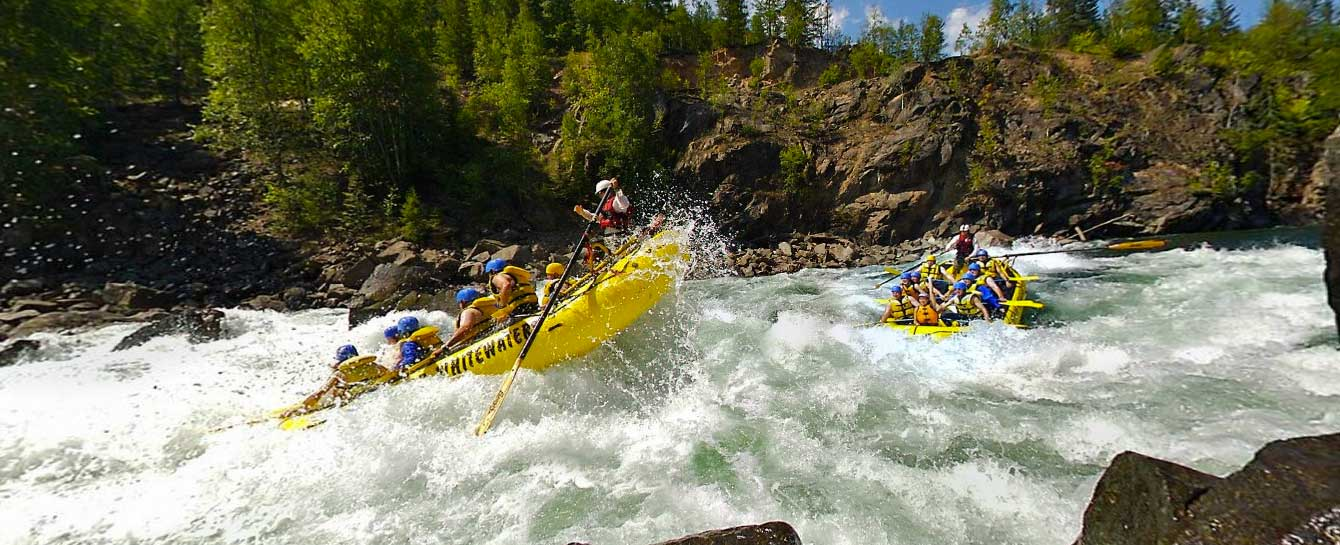Born to Be Wild | Interior Whitewater Expeditions